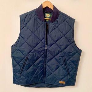 Cabela's Roughneck quilted vest - size 2XL